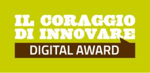 """logo """"il coraggio di innovare"""""""