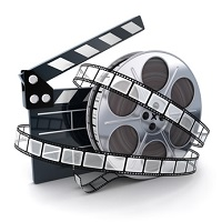 Pellicola film cinema