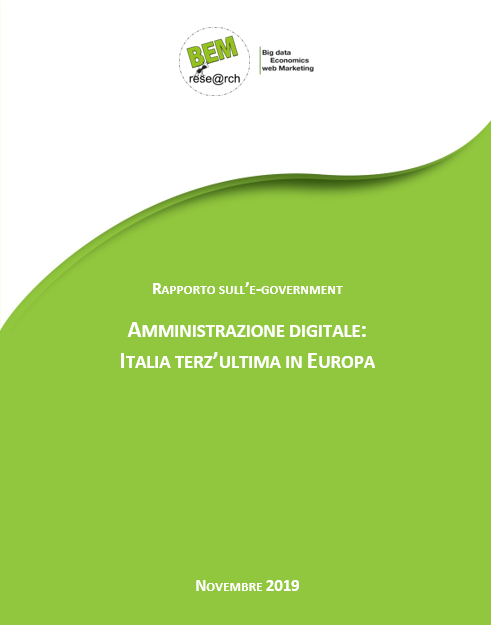 Report e-government 2018